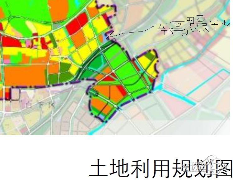 地图与实地探测发现旁边就是瑞迪生科技公司南京辐照