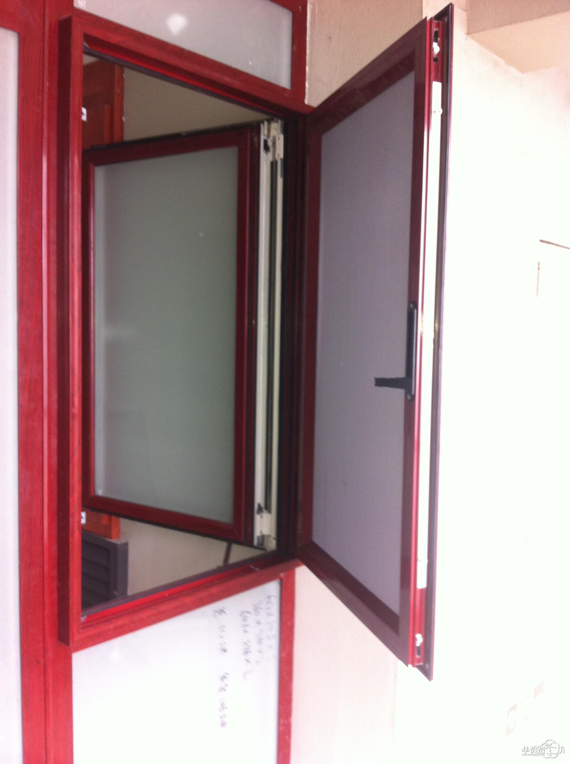 供应常州防盗金刚纱窗 南京沃尔美节能门窗总代理高清图片