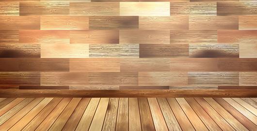 所要安装地板的颜色和文理都不一样