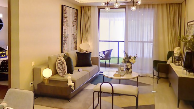 新视界公寓VR看房