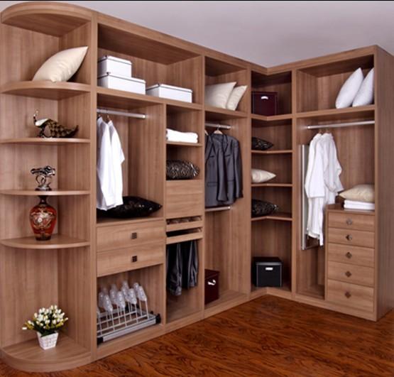 l型衣柜内部结构图