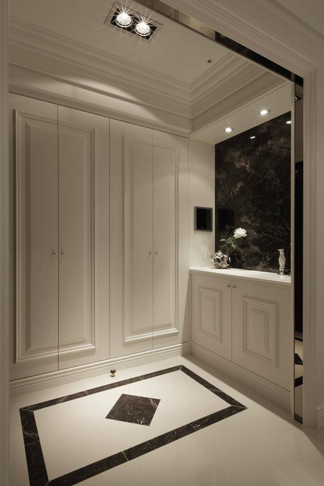 【竞艺装饰】115平米新古典三居室图片
