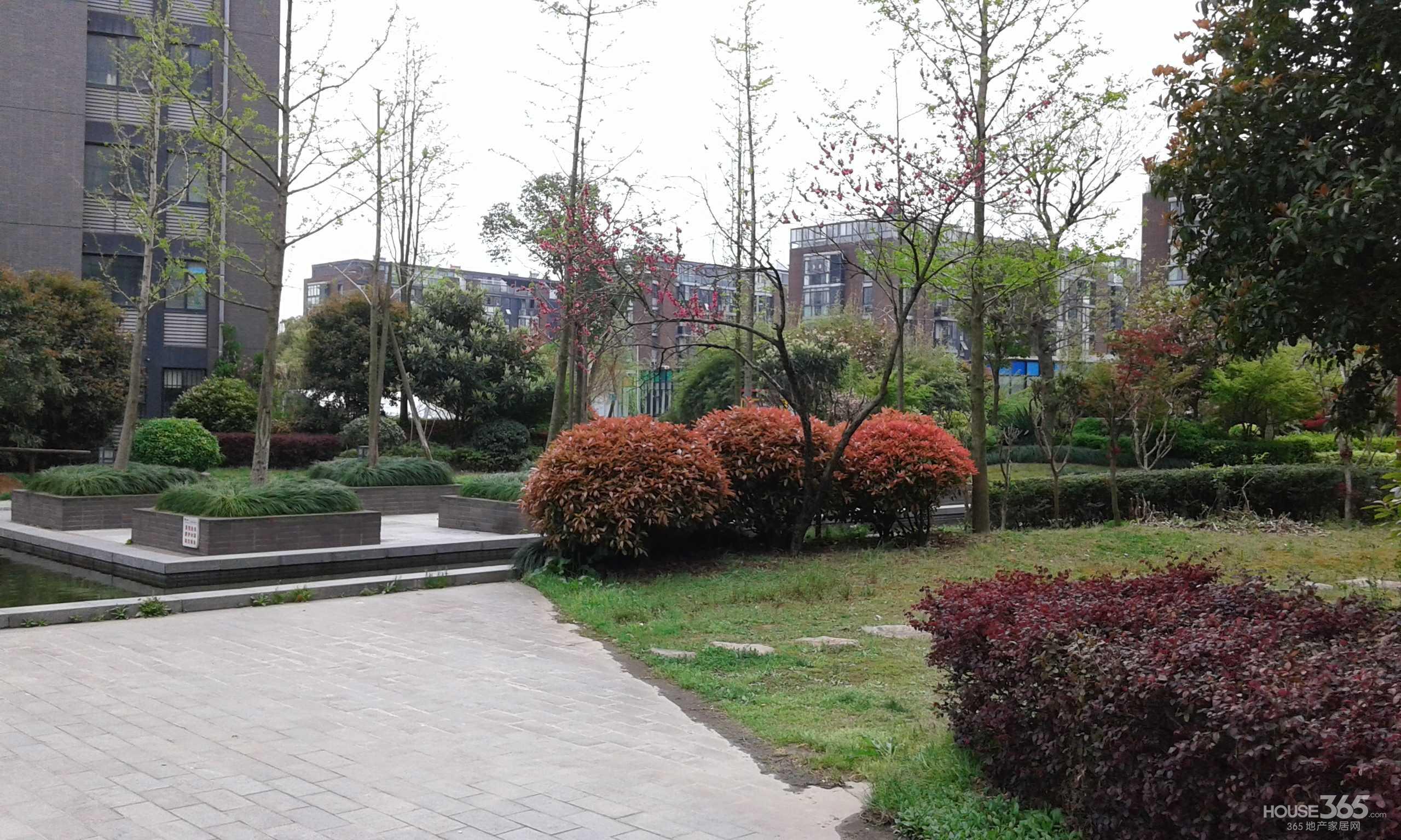 【南京墨香路兴都花园私家别墅急售送灯光篮球场
