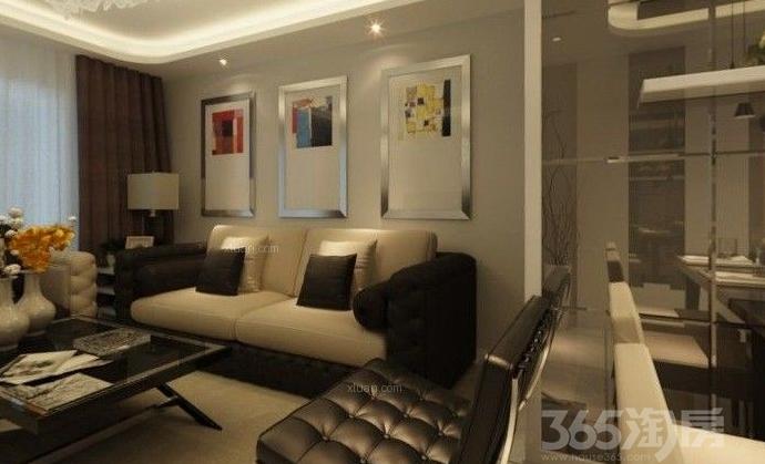 金轮星光名座 豪华装修单身公寓 一室一厅 整租