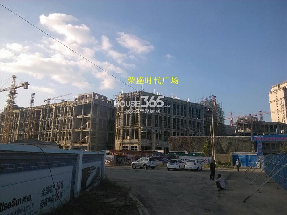 荣盛龙湖半岛小区实景-南京365地产家居网
