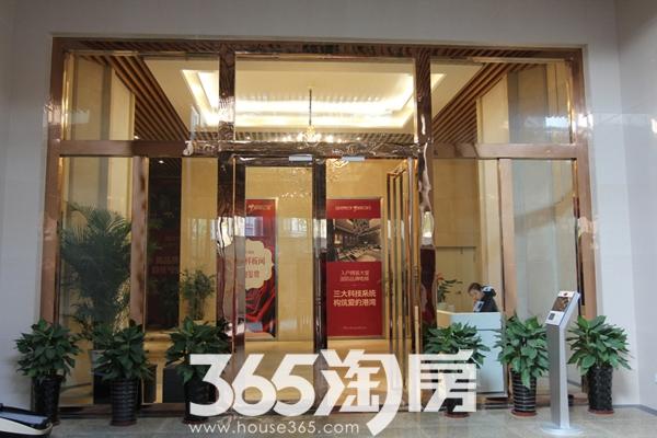 宝利丰广场公寓样板房入口
