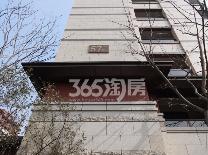 高科荣境小高层57号楼实景图(12.8)