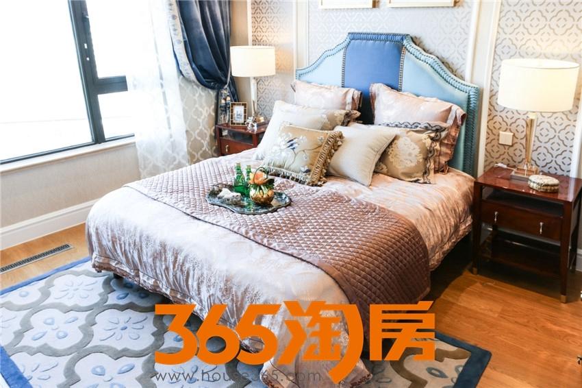 高科荣境桂山堂319㎡样板间