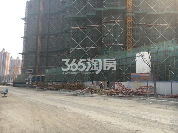 雅居乐滨江国际实景图(3.1)