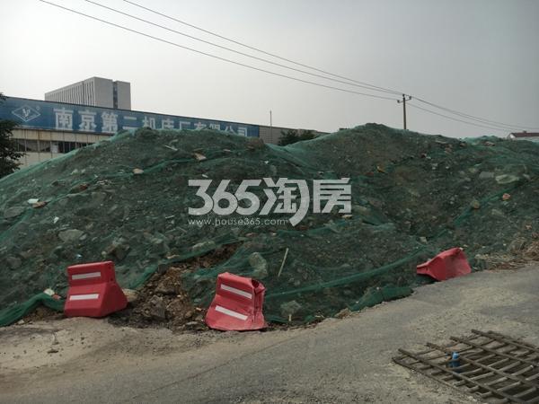 金隅紫京府实景图(6.8)