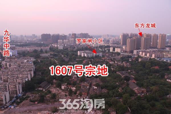 芜湖古城实景图