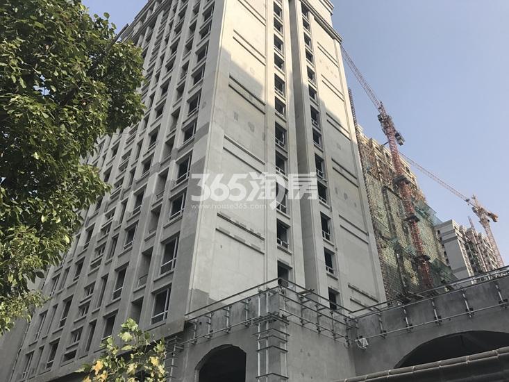 中电颐和府邸项目实景图(01.09)
