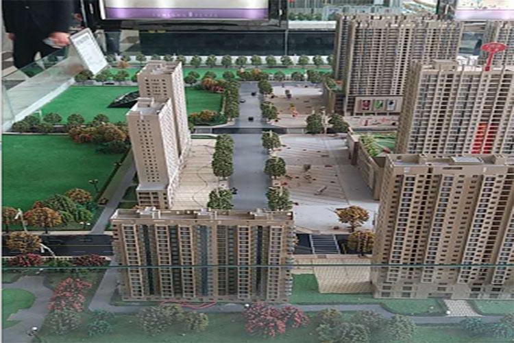 盛龙广场6#楼鸟瞰图