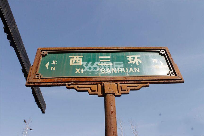 中建昆明澜庭周边配套图(2017.5.5)
