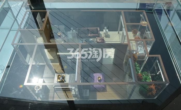 御笔城市广场户模实景(2017.6.12)