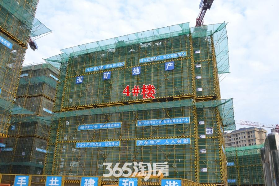 东方蓝海工程进度(2017.6)