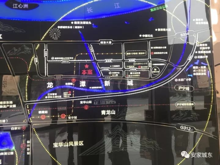 创源龙樾交通图