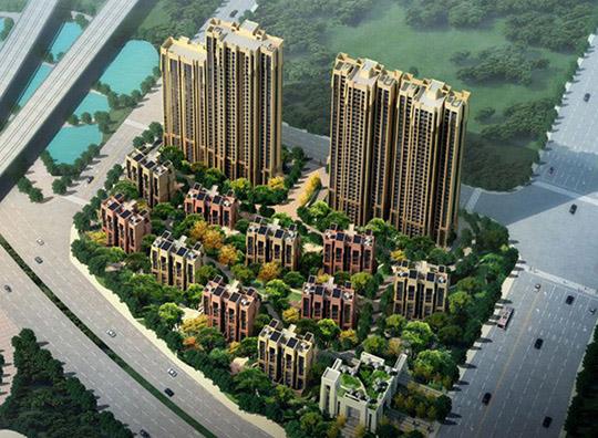 中建观湖国际业主社区