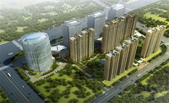 雅宝东方国际广场业主社区