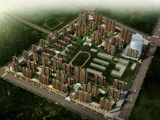 泰瑞锦尚新城业主社区